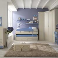 Nuova collezione di camerette romantica novit home for Disegna la tua casa online